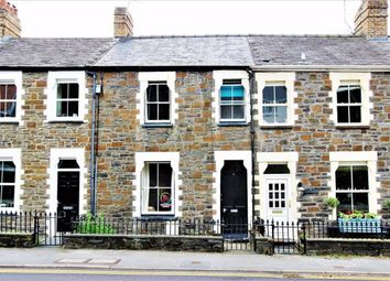 Thumbnail 3 bed terraced house for sale in Aberystwyth