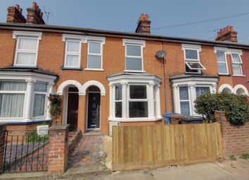 3 bed terraced house for sale in Faraday Road, Ipswich IP4