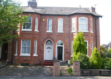 Thumbnail 3 bed terraced house to rent in Barkers Lane, Sale
