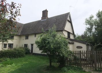 Thumbnail 3 bedroom cottage to rent in Bildeston Road, Wattisham