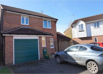 Thumbnail 3 bed detached house for sale in Cardinal Hinsley Close, Newark