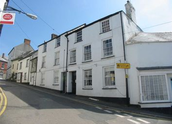 Thumbnail 1 bed flat to rent in Tree View, Market Street, Bude, Cornwall