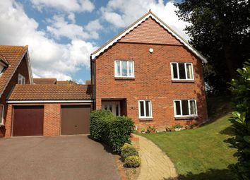 Thumbnail 3 bedroom link-detached house for sale in 31 Covert Road, Reydon, Nr Southwold
