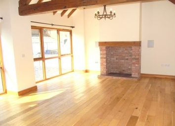 Thumbnail 3 bed barn conversion to rent in Coton Clanford, Stafford