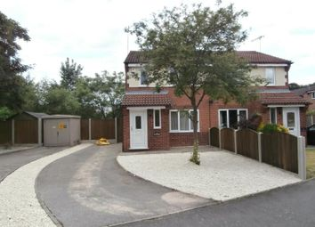 Thumbnail 3 bed property to rent in Herriot Drive, Chesterfield