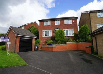 Thumbnail 4 bed detached house for sale in Crompton Road, Lostock, Bolton, Greater Manchester
