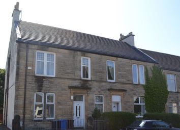 Thumbnail 2 bed flat for sale in 35A Sharphill Road, Saltcoats
