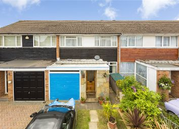 Thumbnail 3 bed terraced house for sale in Detling Close, Hornchurch