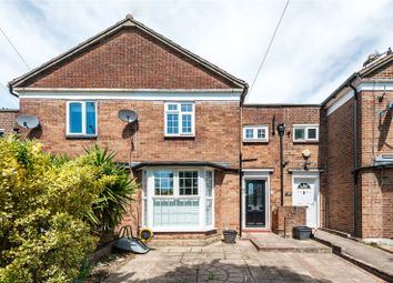 Thumbnail 2 bed terraced house for sale in Mcentee Avenue, Walthamstow, London
