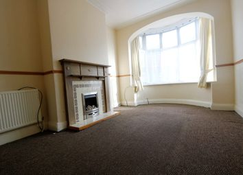 Thumbnail 3 bedroom terraced house to rent in Manchester Road, Blackpool