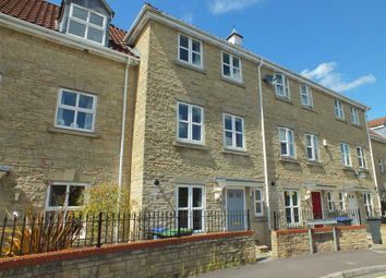 Thumbnail 3 bed town house for sale in Sandalwood Road, Westbury, Wiltshire