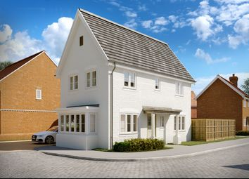 Thumbnail 3 bed detached house for sale in The Zander, Willowbrook, Elmbridge Road, Cranleigh, Surrey