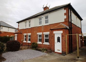 Thumbnail 3 bedroom semi-detached house to rent in Fourth Avenue, Morpeth