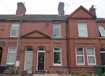 Thumbnail 2 bed terraced house to rent in Herrick Road, Loughborough