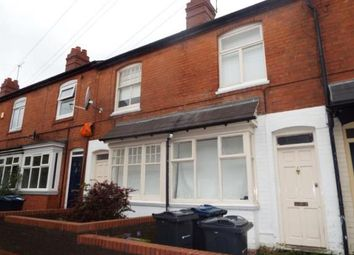 Thumbnail 4 bed terraced house for sale in Fir Avenue, Runcorn Road, Birmingham, West Midlands