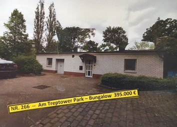 Thumbnail 2 bed bungalow for sale in Treptow, Berlin, Brandenburg And Berlin, Germany