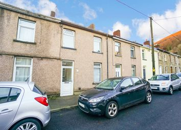 Thumbnail 3 bed terraced house for sale in Tredegar Street, Cross Keys, Newport