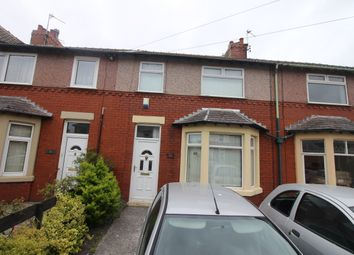 Thumbnail 3 bed terraced house to rent in Ribble Road, Fleetwood