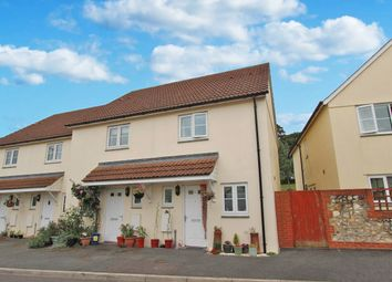 Thumbnail 2 bedroom semi-detached house for sale in Churchills Rise, Hemyock
