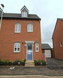 Thumbnail 4 bed property to rent in Autumn Close, West Bridgford, Nottingham