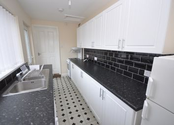 Thumbnail 2 bedroom terraced house to rent in Fern Street, Millfield, Sunderland