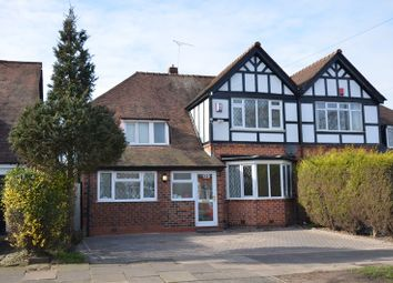 Thumbnail 4 bed semi-detached house for sale in Brandwood Road, Kings Heath, Birmingham