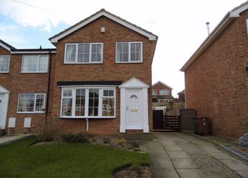 Thumbnail 3 bed shared accommodation to rent in Wren Garth, Wakefield, West Yorkshire