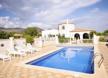 Thumbnail 4 bed villa for sale in Villa Oporto, Oria, Almeria