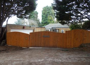 Thumbnail 3 bed detached bungalow for sale in Warwick Crescent, Rochester
