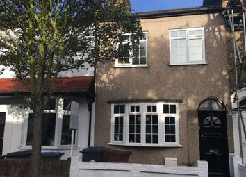 Thumbnail 2 bedroom terraced house to rent in Cary Road, Leytonstone