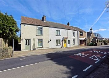 Thumbnail 2 bed cottage for sale in Mathews Terrace, Penycoedcae