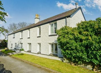 Thumbnail 4 bed detached house for sale in Llanfawr Road, Holyhead, Sir Ynys Mon, .