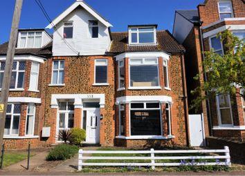 Thumbnail 5 bed semi-detached house for sale in St. Edmunds Avenue, Hunstanton