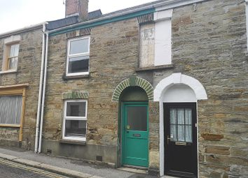 Thumbnail 2 bed terraced house to rent in Daniell Street, Truro, Cornwall.
