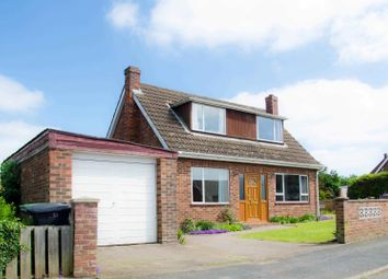 Thumbnail 3 bed bungalow for sale in Hillvue Close, Norwich, Norfolk