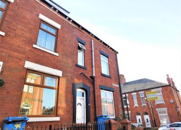 Thumbnail 4 bed end terrace house for sale in Brompton Street, Oldham