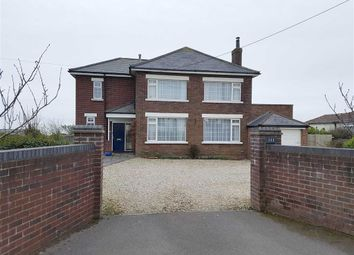 Thumbnail 4 bed detached house for sale in Fontygary Road, Rhoose, Barry