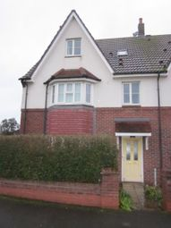 Thumbnail 4 bed property to rent in Trinity Way, Minehead