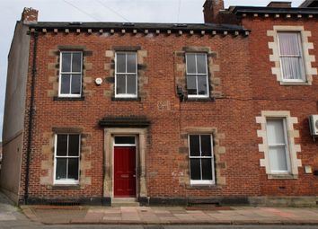 Thumbnail 5 bed end terrace house for sale in Wilfred Street, Carlisle, Cumbria