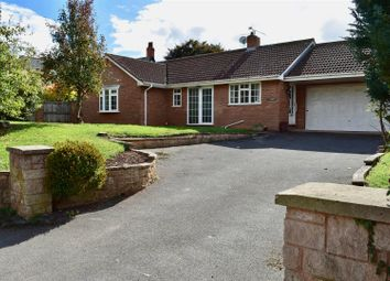 Thumbnail 2 bed detached bungalow for sale in Nynehead, Wellington