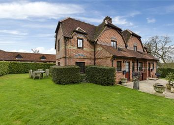 Thumbnail 2 bed semi-detached house to rent in Home Farm Cottages, Harleyford Estate, Marlow, Buckinghamshire