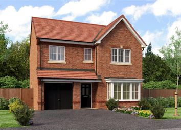 "Thumbnail 4 bed detached house for sale in ""Glenmuir"" at Aberford Road, Wakefield"