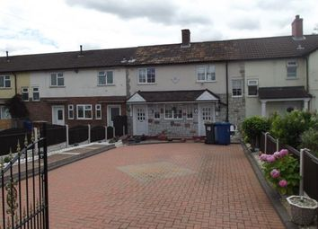 Thumbnail 2 bed terraced house for sale in Baker Street, Burntwood, Staffordshire