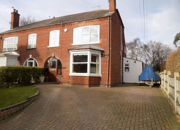 Thumbnail 4 bed semi-detached house for sale in Duke Road, Gorleston, Great Yarmouth