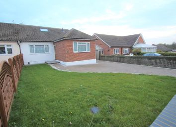Thumbnail 4 bed semi-detached bungalow to rent in Homefield Road, Ware