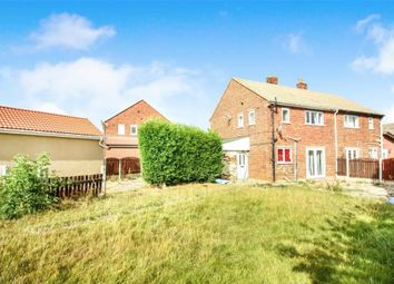 Thumbnail 3 bed semi-detached house for sale in Whin Gardens, Thurnscoe, Rotherham