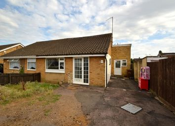 Thumbnail 2 bed bungalow to rent in Hollingside Drive, Northampton