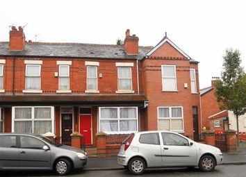 Thumbnail 3 bed terraced house for sale in Claremont Road, Moss Side, Manchester