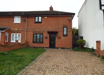 Thumbnail 2 bed end terrace house for sale in Hainault, Essex