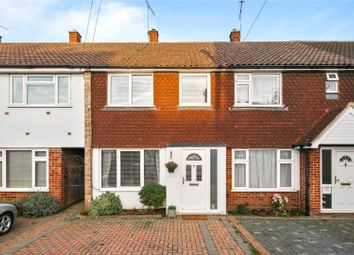 Thumbnail 3 bed terraced house for sale in Weyside, Thames Street, Weybridge, Surrey